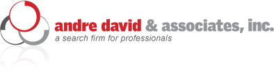 andre david& associates, inc.a search firm for professionals